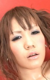 Mirai Asian brings more and more pleasure on slit with vibrator