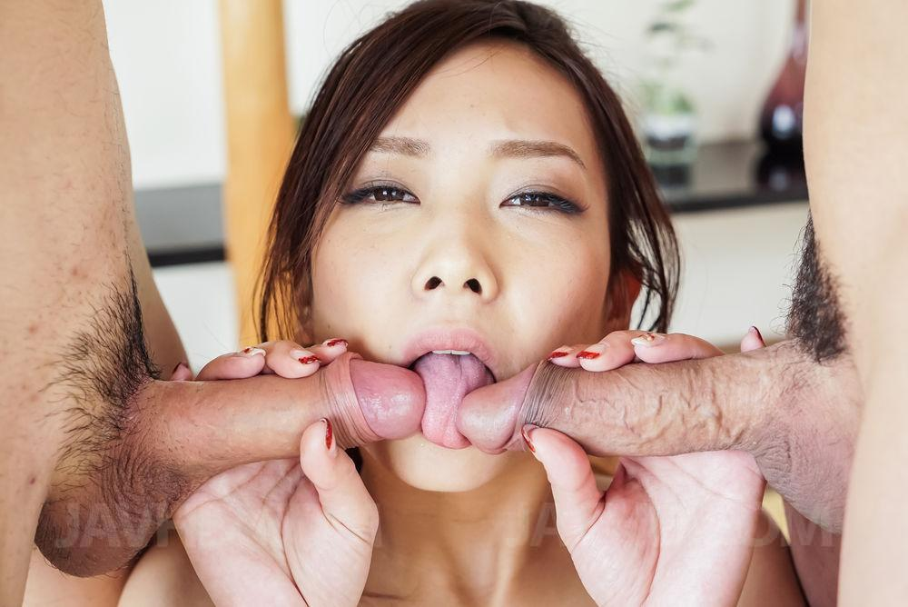 Hot ren mizumori pleases with proper xxx porn play - 3 part 1